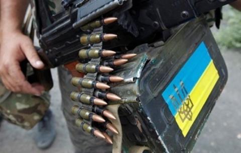 На Донбасі за добу отримали поранення чотири бійці АТО