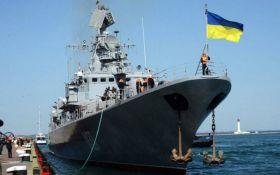 В Украине сделано громкое заявление насчет военного флота