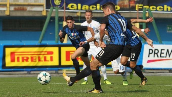 «Динамо» упустило победу над «Интером», выигрывая 2:0