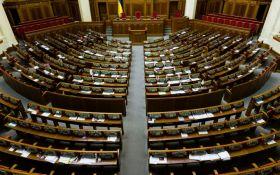 В Раде пытались отменить принятие закона о реинтеграции Донбасса