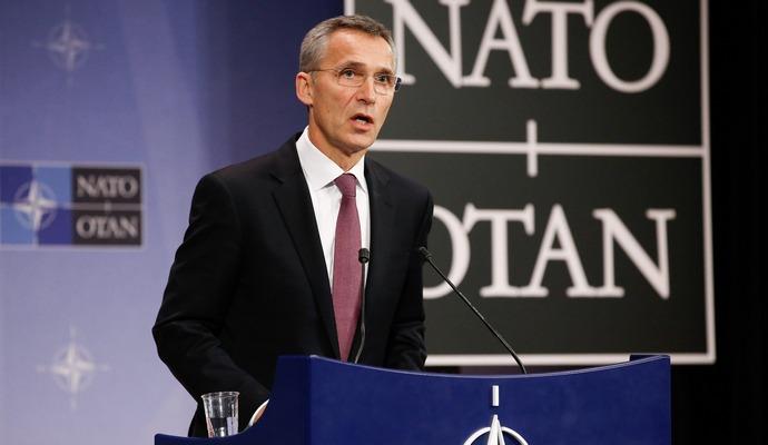 НАТО должно измениться - Столтенберг