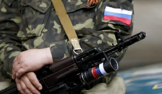 На Донбассе воюют более 7 тысяч военных РФ - штаб АТО