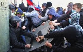 Партизан згадав, як в Донецьку ганяли сепаратистів