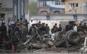 В Афганистане смертник взорвался на митинге, десятки погибших: появилось видео