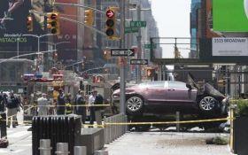 """Наезд на толпу в центре Нью-Йорка: водитель признался, что хотел """"убить их всех"""""""