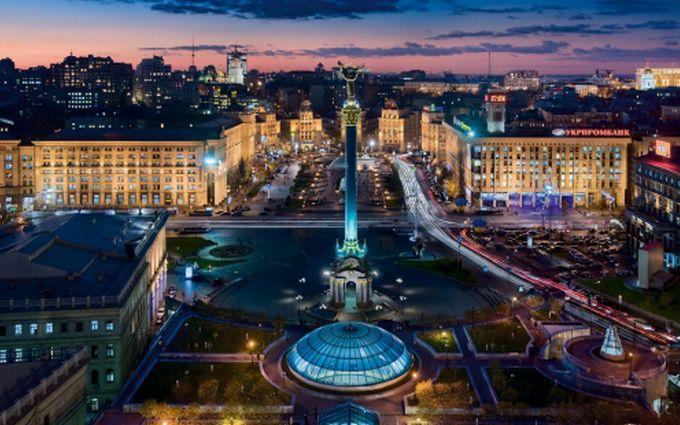 Вражаючі кадри: опубліковані кращі фото Києва 2018 року