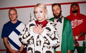 Группа The Erised в новой фотосессии от Кости Боровского
