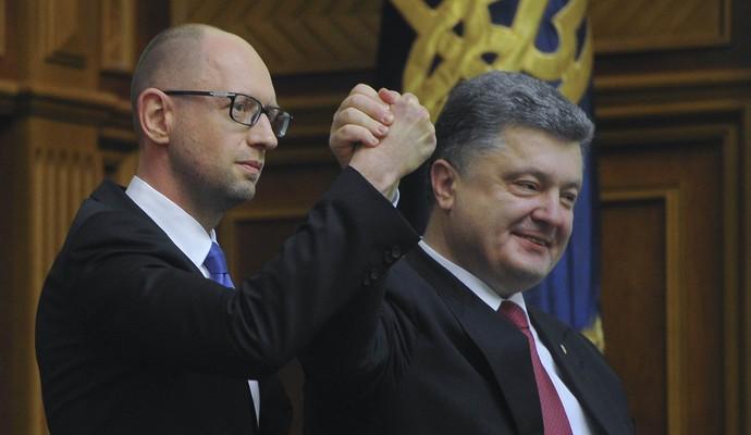 Я - партнер Порошенко, если он также хочет видеть меня партнером - Яценюк