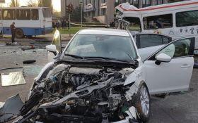 ДТП в Кривому Розі: у СІЗО помер підозрюваний водій Mazda