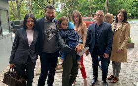 Украина и Дания решили судьбу похищенного в Запорожье мальчика