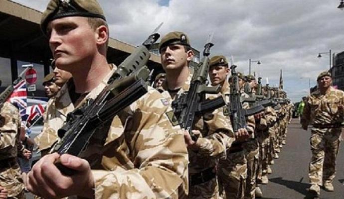 Тысяча британских военных будут постоянно присутствовать на территории Польши