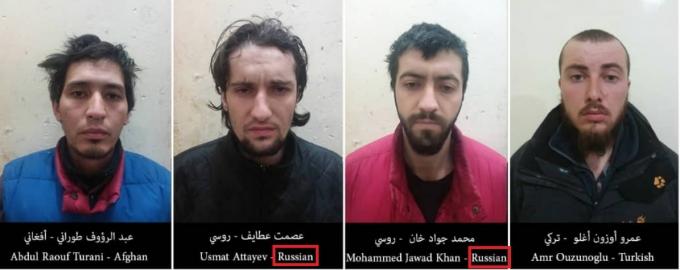 Оппозиция Сирии захватила в плен боевиков из России: опубликованы фото (1)