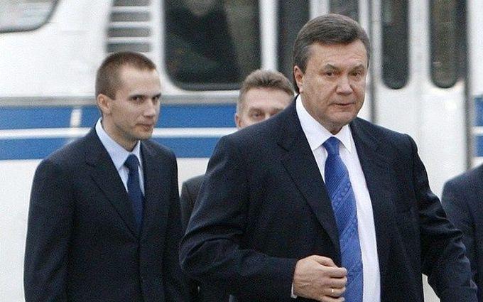 Суд принял громкое решение по счетам фирм сына Януковича