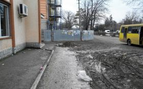 """Сеть шокировал центр """"уютного"""" поселка в Крыму: опубликованы фото"""