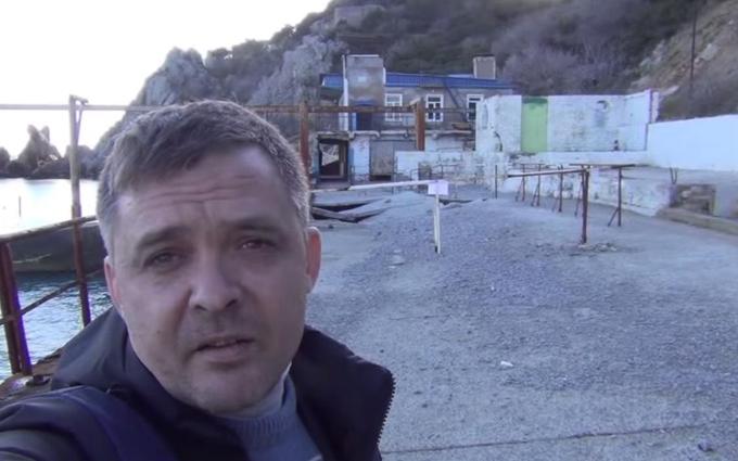 Симеиз от российских оккупантов: житель Крыма показал разруху на полуострове