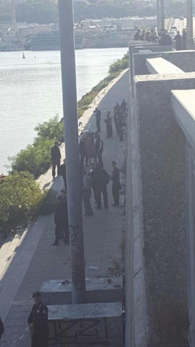 У Києві загинув заступник голови адміністрації Порошенка: з'явилися подробиці і фото (1)