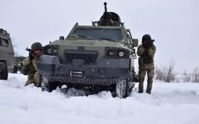 Штаб ООС: враг на Донбассе снова понес потери