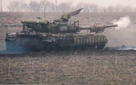 Железная мощь АТО: появилось видео подготовки бойцов на Донбассе