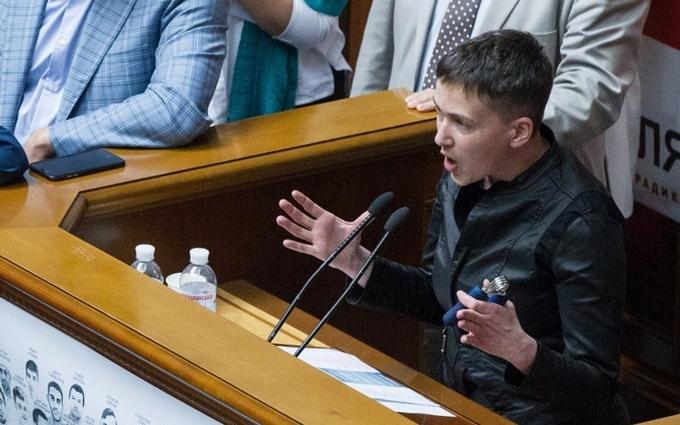 Савченко зробила гучну заяву про вибори в Україні