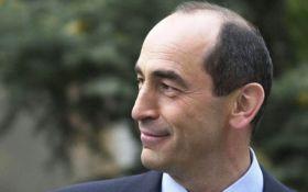 У Вірменії заарештували колишнього президента: відома причина