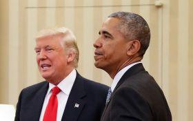 У Обамы и Трампа есть удивительное сходство: появилось объяснение