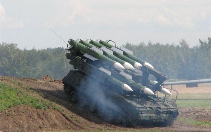 """Загибель Boeing на Донбасі: опубліковані нові фото з російським """"Буком"""""""