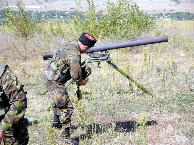 Бойовики ДНР уперше за багато днів застосували заборонену зброю