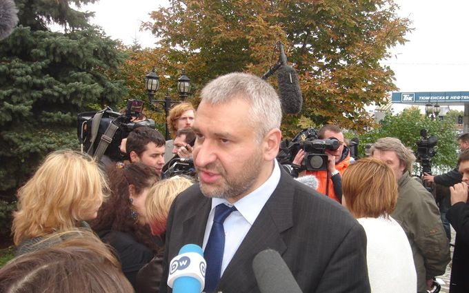 Екс-адвокат Савченко поговорив із заарештованим у Москві українцем