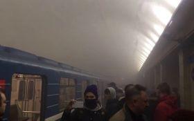 Теракт в метро Петербурга: близьке до Аль-Каїди угруповання взяло на себе відповідальність