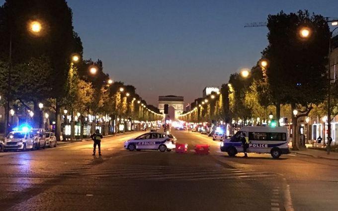 Стрілянина в центрі Парижа: поліція встановила особу злочинця, з'явилося відео з місця подій