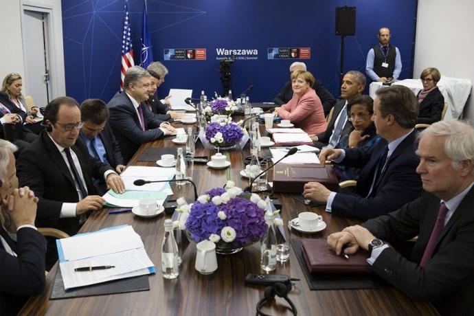 Порошенко зробив гучну заяву про Україну і НАТО (1)