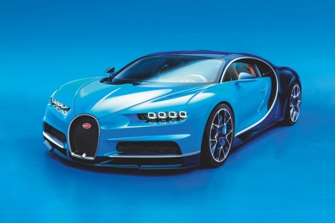 Представлена замена Bugatti Veyron (3)
