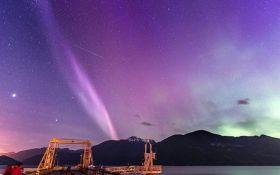 Ученые зафиксировали новый атмосферный феномен, который назвали Стивом