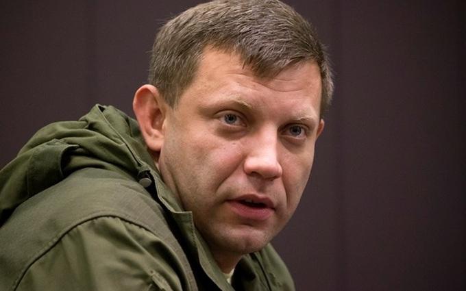 """Ватажок ДНР пообіцяв дипломатичні """"сюрпризи"""" в Мінську"""