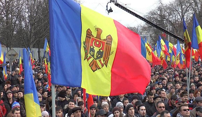 В Молдове продолжаются антиправительственные протесты (видео)