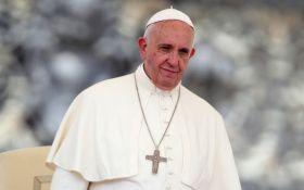 Папа Римский вспомнил об Украине в рождественском послании