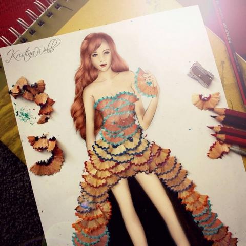 Милі ілюстрації з повсякденними предметами (16 фото) (6)