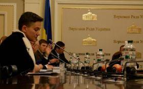 Затримання та арешт Савченко: комітет Верховної Ради ухвалив важливе рішення