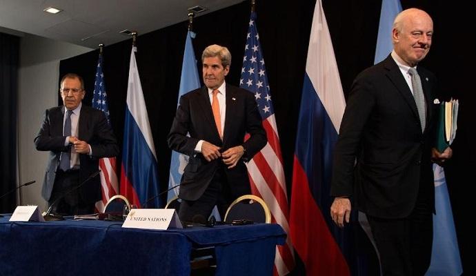 Мировые державы договорились о плане прекращения огня в Сирии
