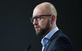 Нацполиция расследует, кто мешал Яценюку во время работы в правительстве