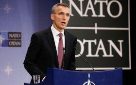 У НАТО поговорили з Росією про Україну: з'явилася гучна заява