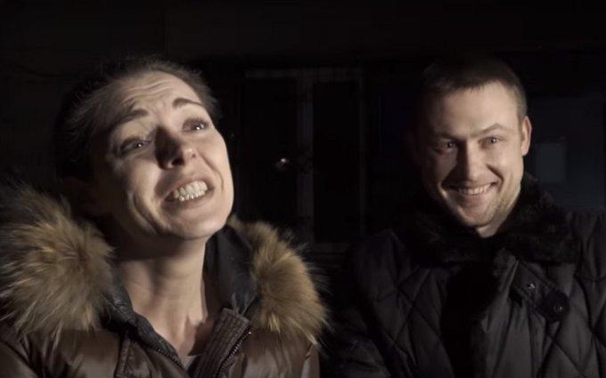 В Киеве освободили россиянку, задержанную в декабре: опубликовано видео