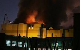 Пожар в Кемерово: появились записи звонков замкнутых в кинозалах людей в службу спасения