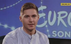 Ведущий Евровидения-2017 Владимир Остапчук дал эксклюзивное интервью для ONLINE.UA
