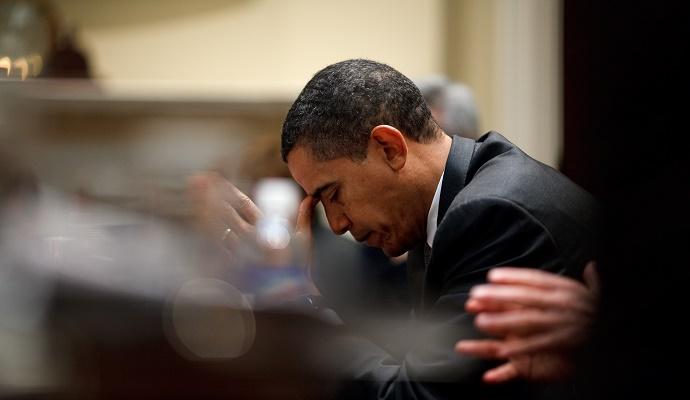 """Обама назвал веру """"отличным лекарством"""" от страха"""