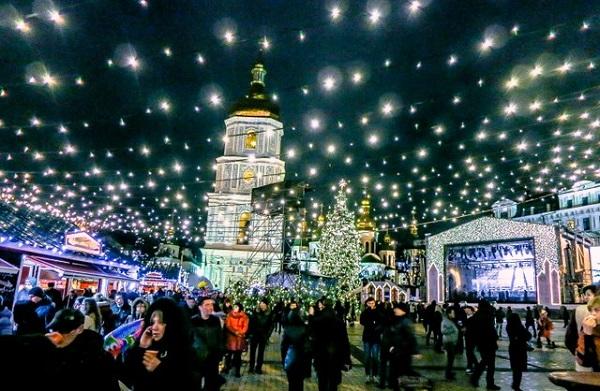 Рождество в Киеве: куда пойти на выходных 6-8 января (3)