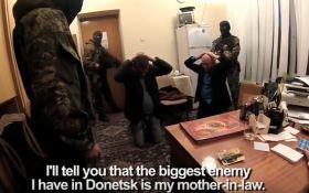 Людина кума Путіна побувала в полоні у бойовиків ДНР: спливло резонансне відео