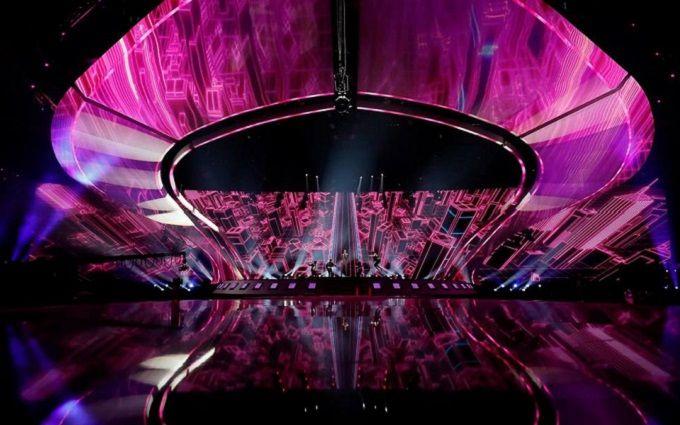 Вглобальной паутине появились первые фотографии срепетиций «Евровидения-2017»