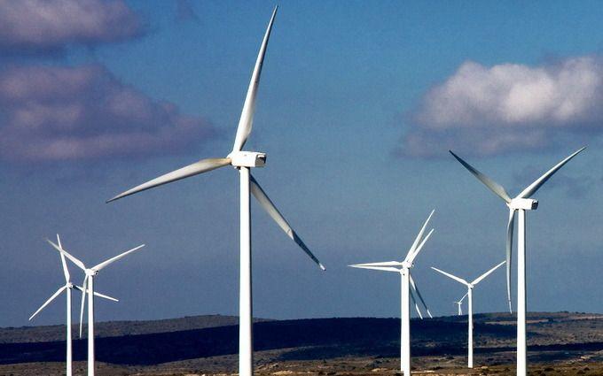 Вгосударстве Украина построят крупнейшую вевропейских странах ветроэлектростанцию