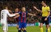 В УЕФА разгневаны судейством в суперматче Барселона - ПСЖ